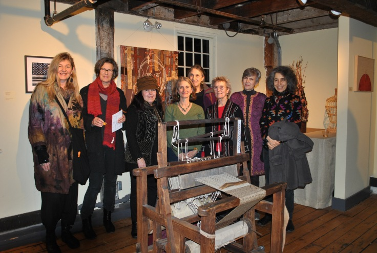 fiber-artists-at-slater-mill-12-7-2016